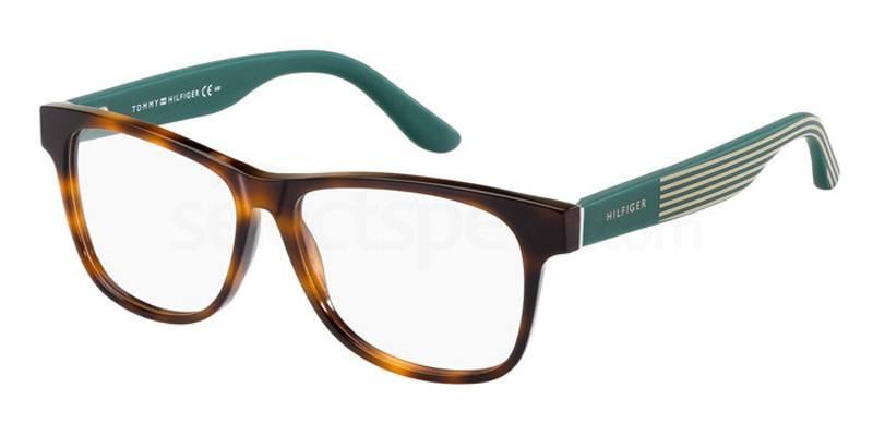 4NW TH 1268 Glasses, Tommy Hilfiger