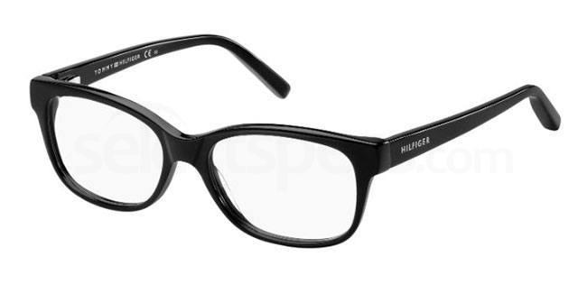 807 TH 1017 (2/2) Glasses, Tommy Hilfiger