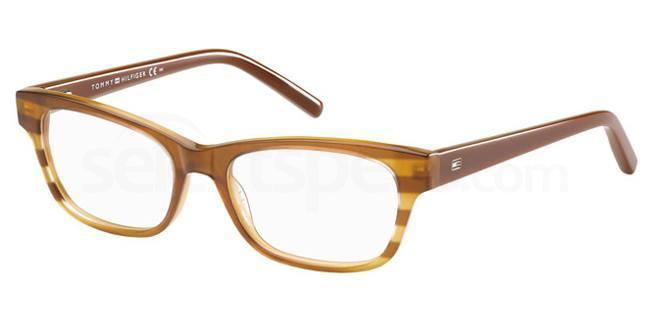 87T TH 1204 Glasses, Tommy Hilfiger