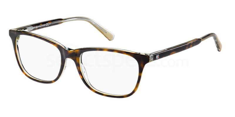 1IL TH 1234 Glasses, Tommy Hilfiger