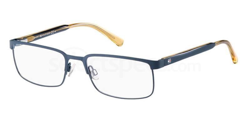 1IP TH 1235 Glasses, Tommy Hilfiger
