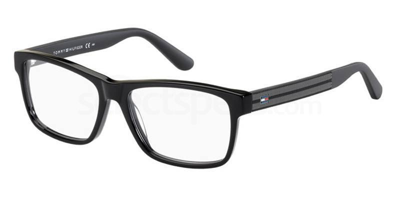KUN TH 1237 Glasses, Tommy Hilfiger