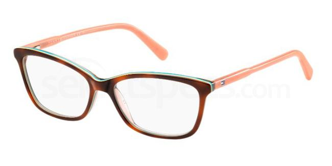 VN4 TH 1318 Glasses, Tommy Hilfiger