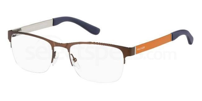 0FY TH 1324 Glasses, Tommy Hilfiger