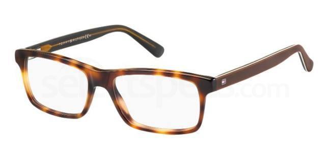 9LN TH 1328 Glasses, Tommy Hilfiger
