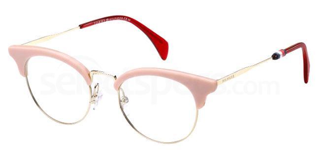 35J TH 1540 Glasses, Tommy Hilfiger