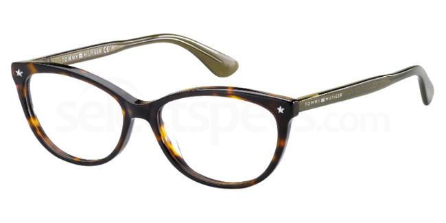 086 TH 1553 Glasses, Tommy Hilfiger