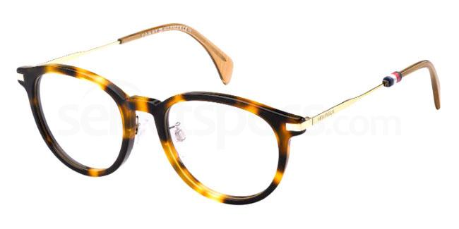 086 TH 1567/F Glasses, Tommy Hilfiger