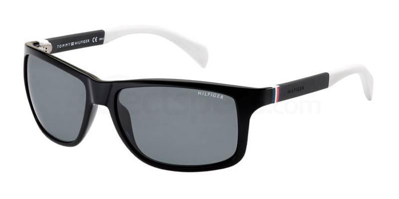 4NH (TD) TH 1257/S Sunglasses, Tommy Hilfiger