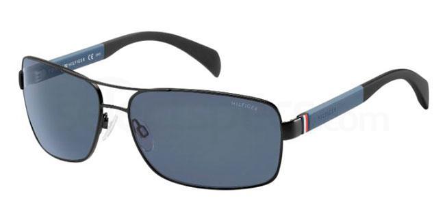 NIO  (KU) TH 1258/S Sunglasses, Tommy Hilfiger