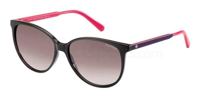 4LU (N3) TH 1261/S Sunglasses, Tommy Hilfiger