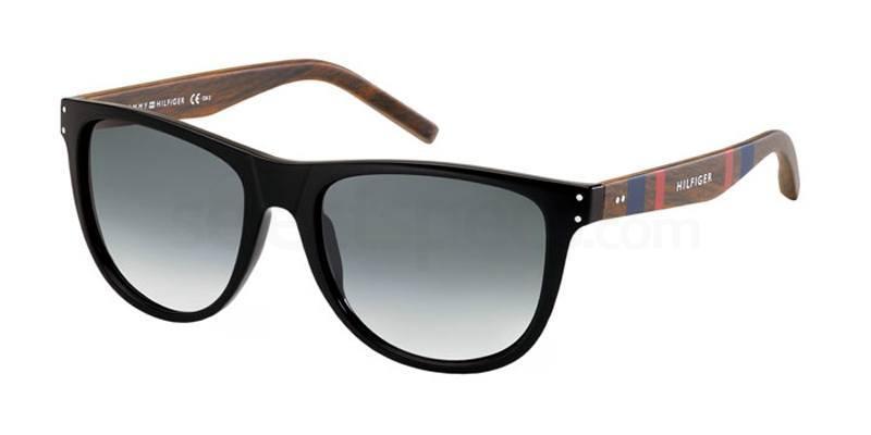 4K1 (JJ) TH 1112/S Sunglasses, Tommy Hilfiger