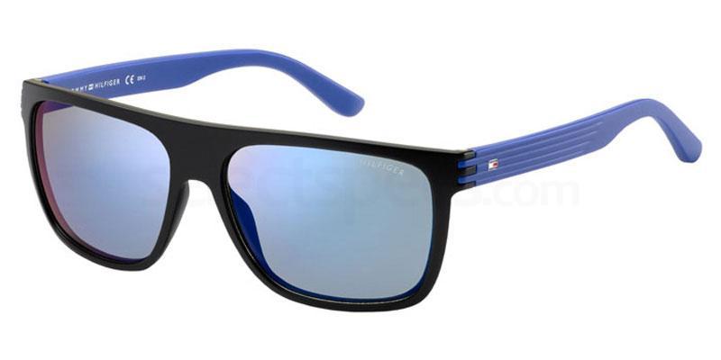 FB1 (23) TH 1277/S Sunglasses, Tommy Hilfiger