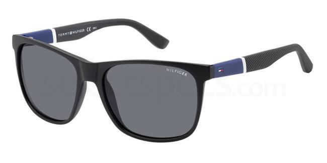 FMA (3H) TH 1281/S Sunglasses, Tommy Hilfiger