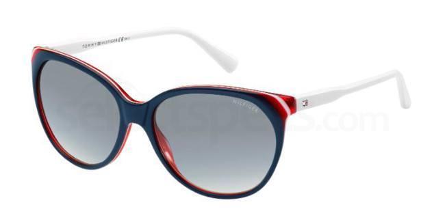 VN5  (JJ) TH 1315/S Sunglasses, Tommy Hilfiger