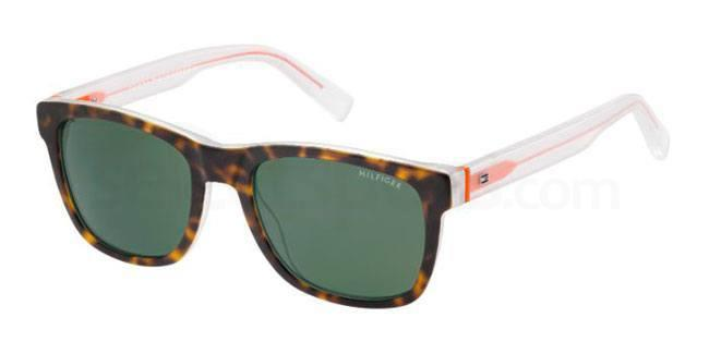 K55 (85) TH 1360/S Sunglasses, Tommy Hilfiger