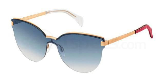 03O  (IT) TH 1378/S Sunglasses, Tommy Hilfiger