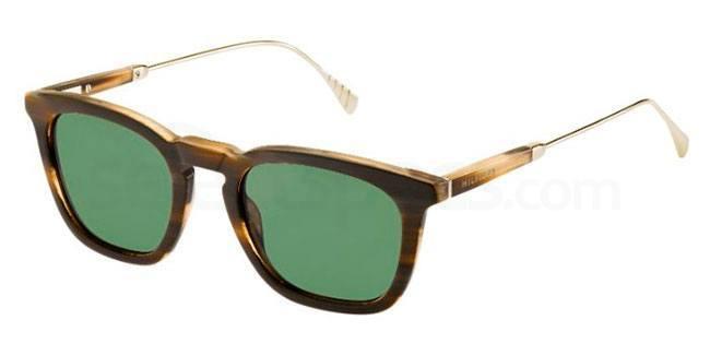 QET  (DJ) TH 1383/S Sunglasses, Tommy Hilfiger