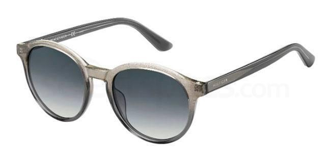 QQY  (9O) TH 1389/S Sunglasses, Tommy Hilfiger