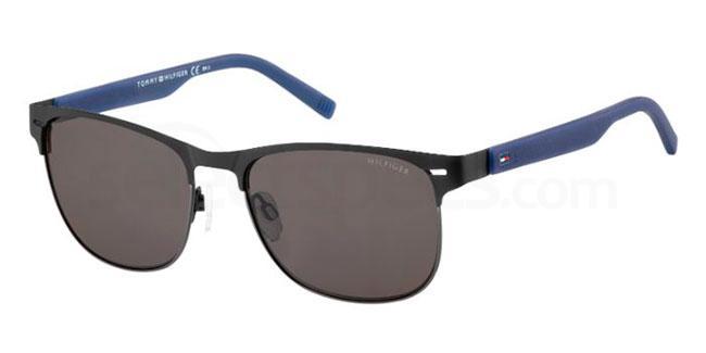 R51  (NR) TH 1401/S Sunglasses, Tommy Hilfiger
