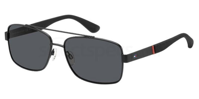 Tommy Hilfiger black sunglasses