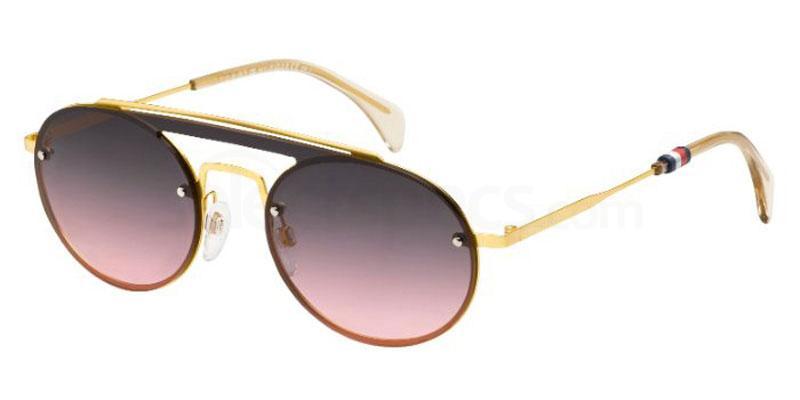 001 (FF) TH 1513/S Sunglasses, Tommy Hilfiger