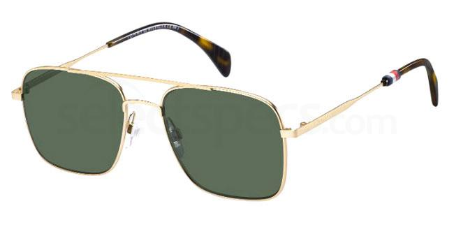 AOZ (QT) TH 1537/S Sunglasses, Tommy Hilfiger