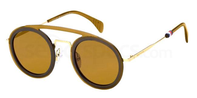 10A (70) TH 1541/S Sunglasses, Tommy Hilfiger