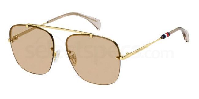 J5G (70) TH 1574/S Sunglasses, Tommy Hilfiger