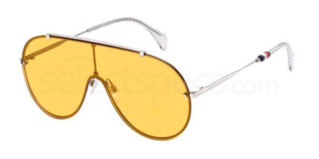 40G (W7) TH 1597/S Sunglasses, Tommy Hilfiger