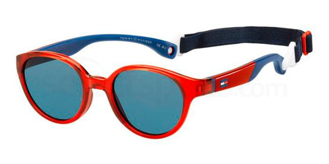 Y7G  (8F) TH 1424/S Sunglasses, Tommy Hilfiger KIDS