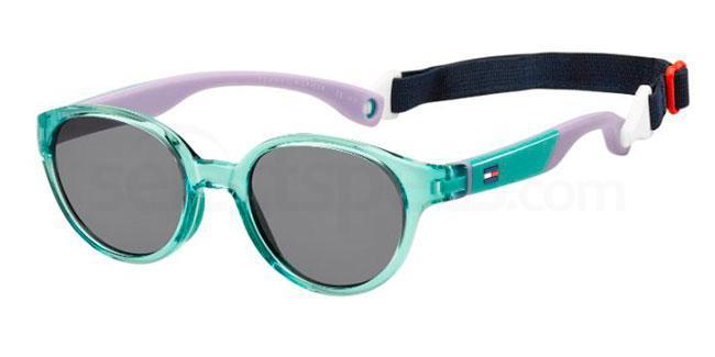 Y88  (BN) TH 1424/S Sunglasses, Tommy Hilfiger KIDS