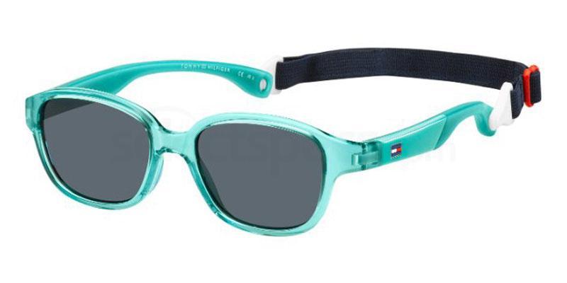 5CB (IR) TH 1499/S Sunglasses, Tommy Hilfiger KIDS