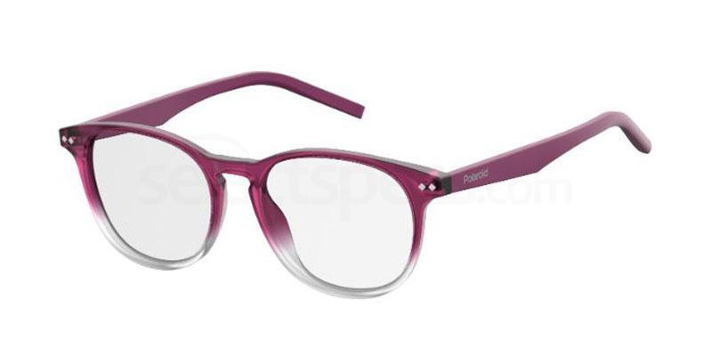 LHF PLD D312 Glasses, Polaroid