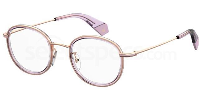 LTA PLD D366/F Glasses, Polaroid