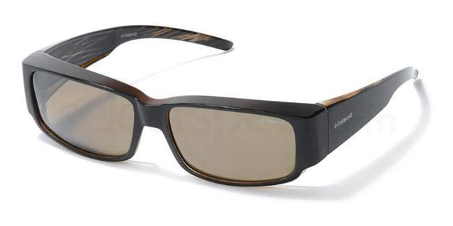 09Q (OD) P8301 Sunglasses, Polaroid Ancillaries