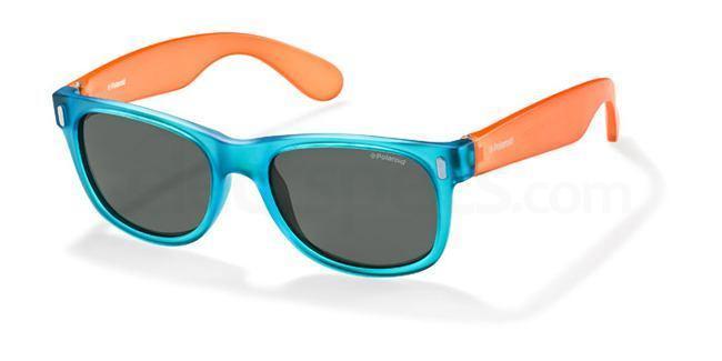 89T (Y2) P0115 Sunglasses, Polaroid Kids