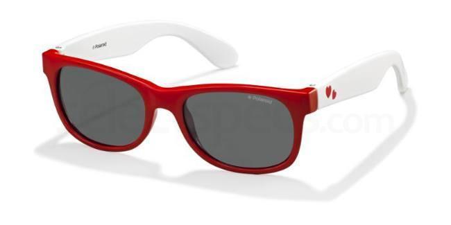 0FT (Y2) P0300 Sunglasses, Polaroid Kids