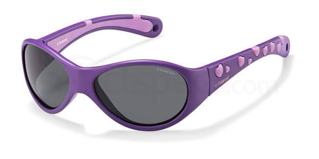 0Q9 (Y2) P0402 Sunglasses, Polaroid Kids