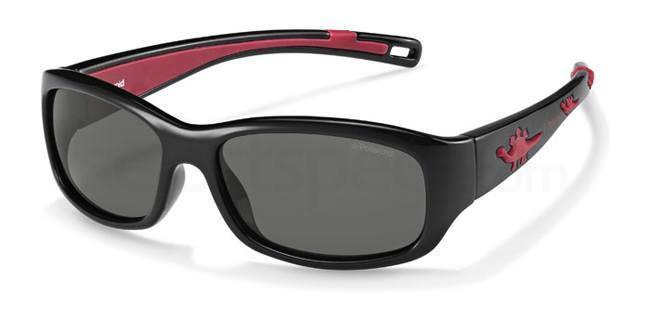 0A2 (Y2) P0403 Sunglasses, Polaroid Kids