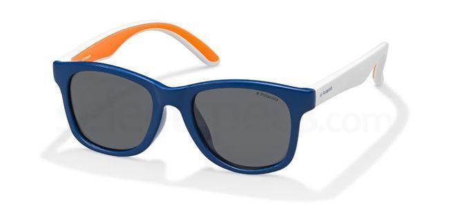 T20 (Y2) PLD 8001/S Sunglasses, Polaroid Kids