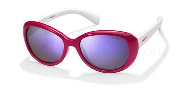 T4L (MF) PLD 8004/S Sunglasses, Polaroid Kids