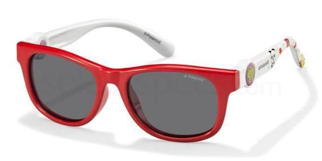MC4 (Y2) PLD 8011/S Sunglasses, Polaroid Kids