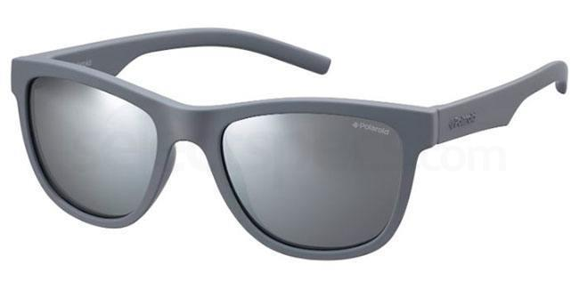 35W  (JB) PLD 8018/S Sunglasses, Polaroid Kids