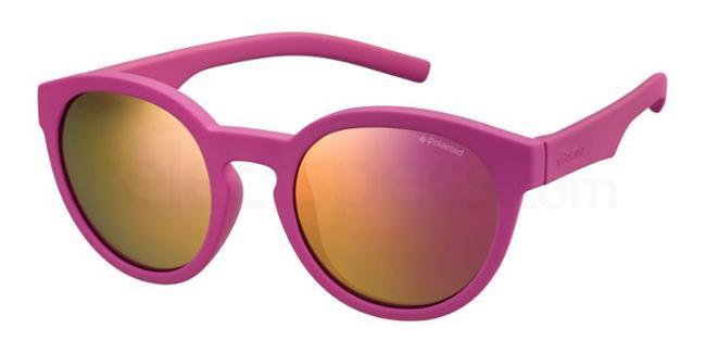 CYQ  (AI) PLD 8019/S Sunglasses, Polaroid Kids