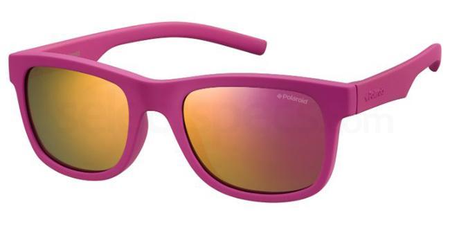 CYQ  (AI) PLD 8020/S Sunglasses, Polaroid Kids