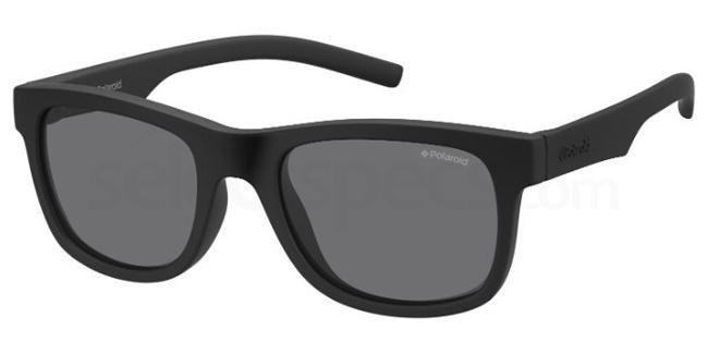 YYV  (Y2) PLD 8020/S Sunglasses, Polaroid Kids