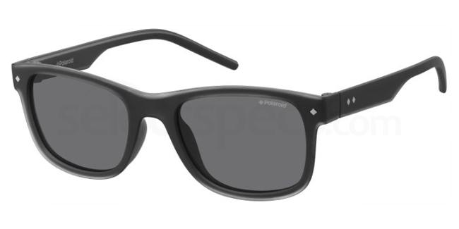 MNV  (Y2) PLD 8021/S Sunglasses, Polaroid Kids