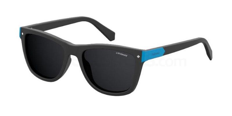 003 (M9) PLD 8025/S Sunglasses, Polaroid Kids
