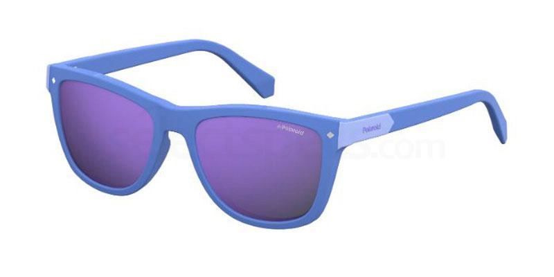 B3V (MF) PLD 8025/S Sunglasses, Polaroid Kids